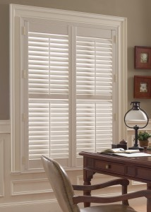 Tradional Plantation Shutters